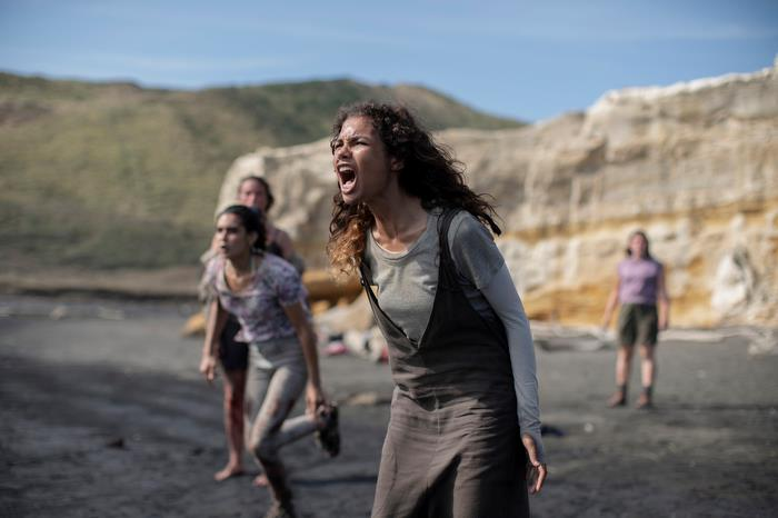 Setting the Stage for the Desolate Island in Amazon's 'The Wilds'