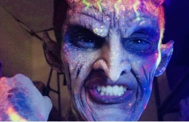 Spooky Creatures Come To Life With Special FX Make Up Artist Antonina Henderson