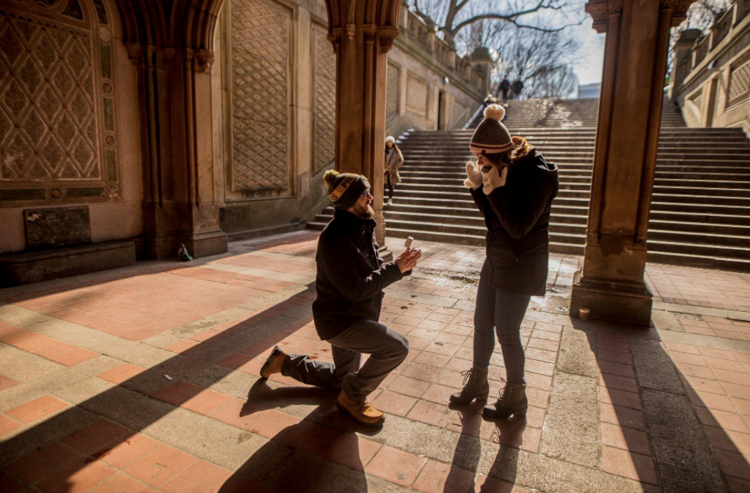 How to Capture a Magical Marriage Proposal