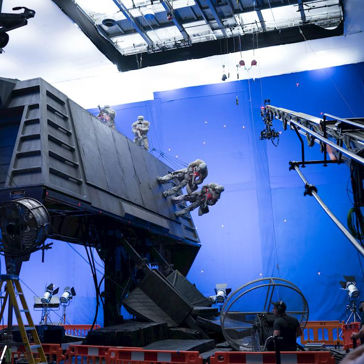 Solo: A Star Wars Story Uses NCAM Real-Time Pre-Visualisation To Inform Production