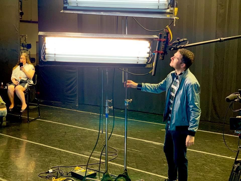 "Award-Winning Filmmaker James Kicklighter Directs Documentary ""The Sound of Identity"""