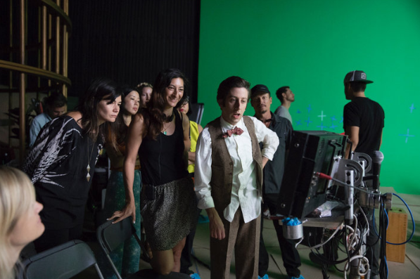 "Oscar Nominated Female Filmmaker Jessica Sanders Talks VFX-Heavy Short Film ""End of the Line"""