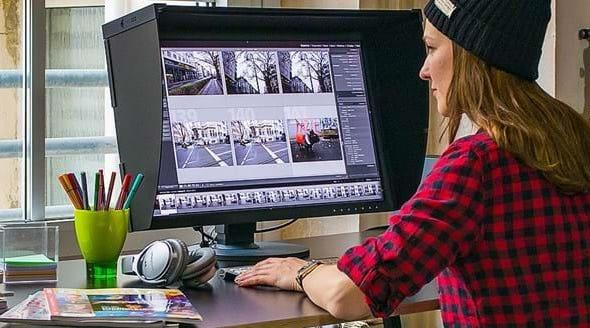 How to Choose the Right EIZO Monitor for Your Creative Work