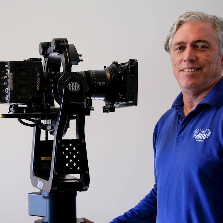 5 Questions with ARRI's Alan Lennox