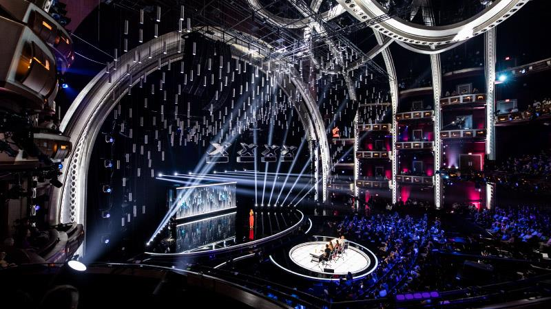 Catching Up With AGT's Award Winning Lighting Designer, Noah Mitz