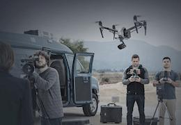 Drones and Their Impact in the Film Industry