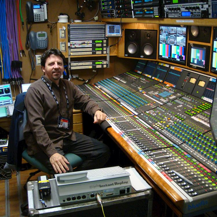 Spotlight: Sports Broadcaster Mark Butler Uses Calrec Audio for Major Projects
