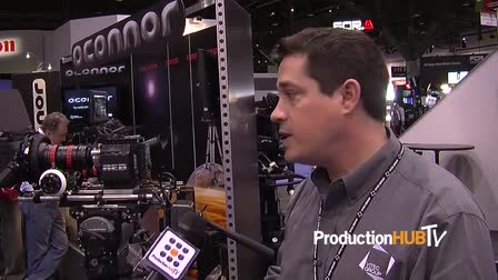 2011 NAB SHOW OConnor interview with Eric Johnston
