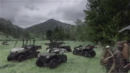 CRASH+SUES Goes Off-Road With Polaris With A Spot That Showcases The Color Correction Expertise of SUE  and Her New Digital Vision-Based Color Suite