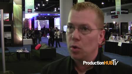 2011 Siggraph Conference NewTek interview with Rob Powers