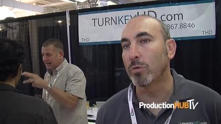 Turnkey HD - Cine Gear Expo NY 2011