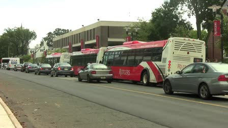 Take a Ride on a Rutgers Bus