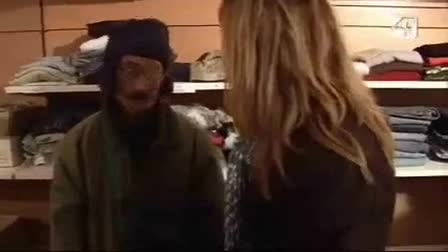 """CAMERA OP Aragon TV Programme Unidad Movil report  """"Freezing"""""""