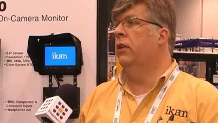 iKan HD Monitors - NAB 2009