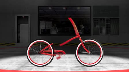 Nirve Bikes Motion Graphics Rip Apart