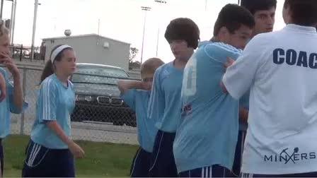 SEK Soccer Academy Promo