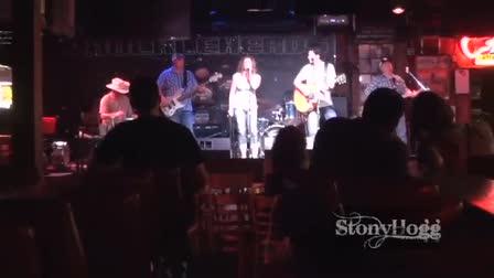 Stony Hogg Band Promo