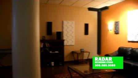 Radar REcording Studio Tour