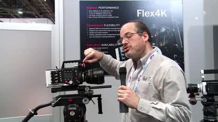 NAB 2013: First Look at the Phantom Flex4K