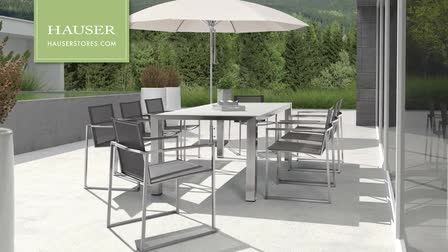 Outside Patio Furniture - Hauser