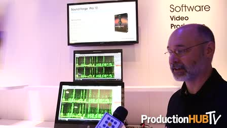 Sony Creative Software - NAB 2013