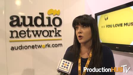 Audio Network - NAB 2013
