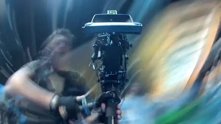 OnBoard a Live TV Steadicam Op's rig w/ Director's Track