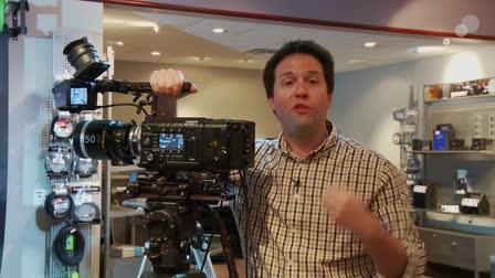 Sony F55 RAW & HD Workflow: Camera Setup