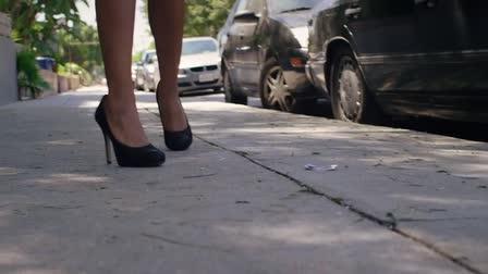 INC shoes commercial