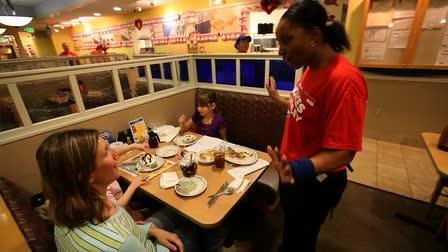 Tori Nelson: Three Jobs, Two Kids, One Dream