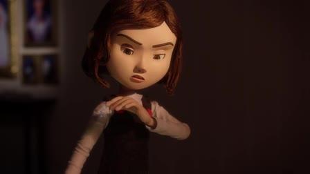 "Athena Studios - ""Auntie Claus"" Animation Teaser"