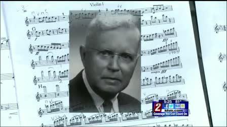 5/14/13 Someone 2 Know: Mayor Cashell Grandpa