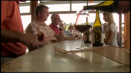 Stollers Winery Grand Opening