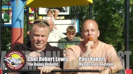 American Food Quest pilot episode