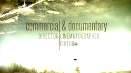 Commercial & Documentary Reel