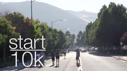 San Jose Double Road Race Sizzle Video