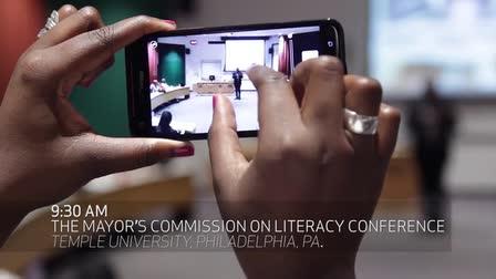 Video Production Services + Philadelphia, PA + Verizon Technology Innovators - Navarrow Wright