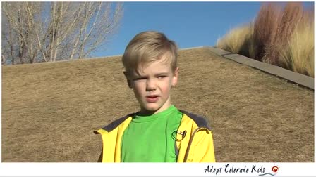 Adopt Colorado Kids:  Mitchell