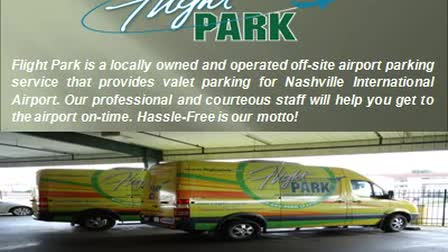 Get The Best Parking at Nashville Airport