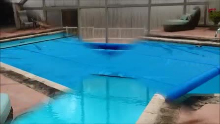 Pool Enclosures from 3D computer model to installation - Automatic Pool Enclosure