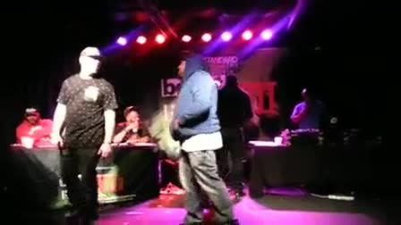 Chazzam Brings Down the House at the iStandard Producers Competition