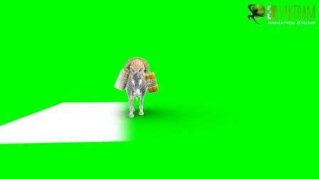 Chroma effect Green screen VFX compositor by GameYan Studio