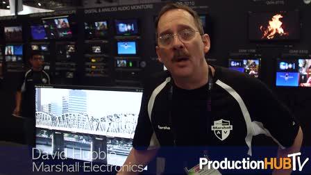 Marshall Electronics - NAB 2014