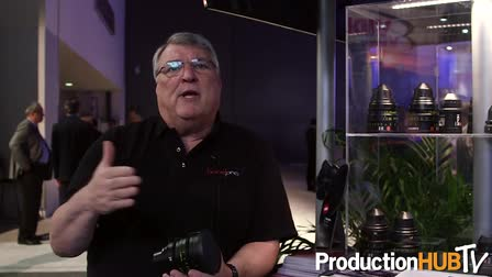 Band Pro Film & Digital Inc. - Lenses - NAB 2014