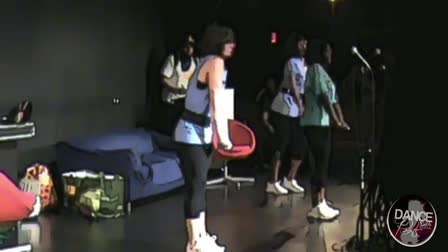 Choreography for Hipster Comedy Show