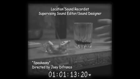 Sound Design Reel 2014