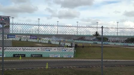 Luis Benitez racing drift competition