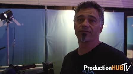 AJA Video Systems - Cine Gear LA 2014