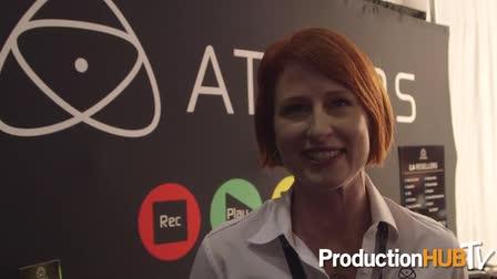 Atomos - Cine Gear LA 2014