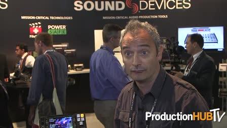 Sound Devices - IBC 2014